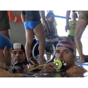 Inmersiones adaptadas dos personas o más